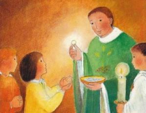 Thumbnail for the post titled: Réunion d'information 1ère communion